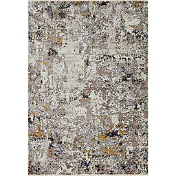 KAS Karina Lucia 5'3 x 7'7 Accent Rug in Silver