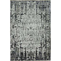 KAS Karina Palette Rug in Ivory/Grey