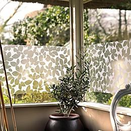 Leaf Static Cling Window Film