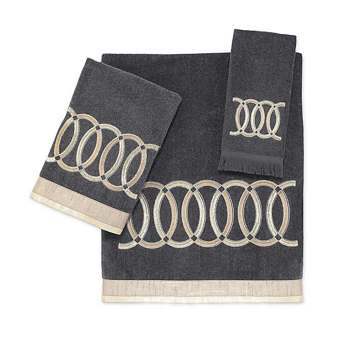 Alternate image 1 for Avanti Alexa Bath Towel in Granite