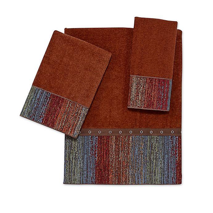 Alternate image 1 for Avanti Sundance Fingertip Towel in Copper