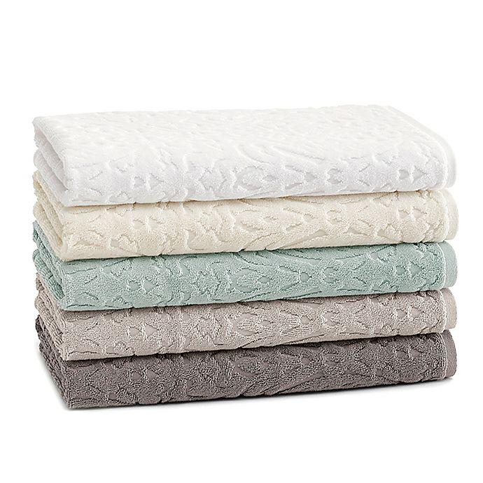 Alternate image 1 for Kassatex Firenze Turkish Cotton Bath Towel