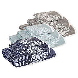 Linum Home Textiles Gioia Turkish Cotton 3-Piece Towel Set