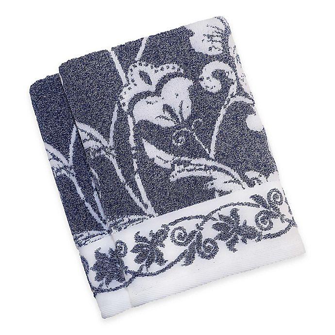 Alternate image 1 for Penelope Turkish Cotton Bath Towels (Set of 2)