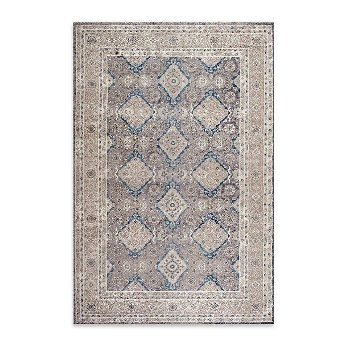 Alternate image 1 for Safavieh Sofia Collection Diamonds 8-Foot x 11-Foot Area Rug in Grey