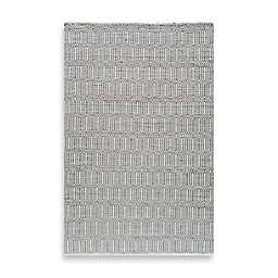 Rugs America Emerson 2-Foot x 3-Foot Accent Rug in Silver