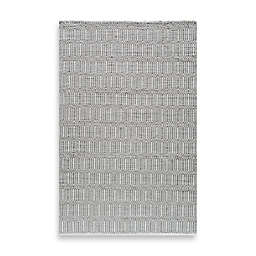 Rugs America Emerson Rug in Silver
