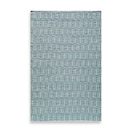 Rugs America Emerson Rug in Light Blue