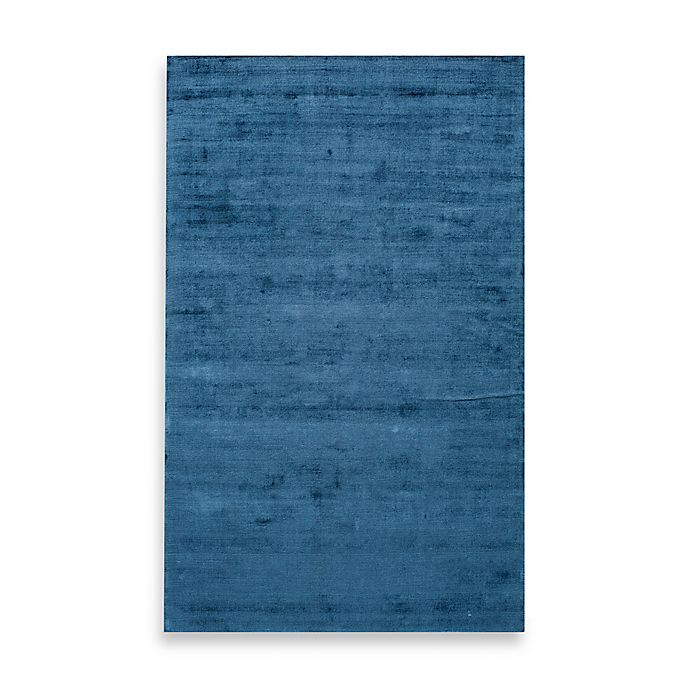 Alternate image 1 for Rugs America Kendall 2-Foot x 3-Foot Accent Rug in Blue Quartz