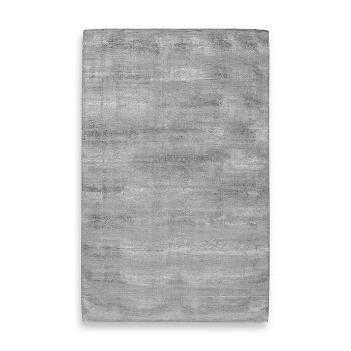 Alternate image 1 for Rugs America Williams Stonewash Rug in Silver