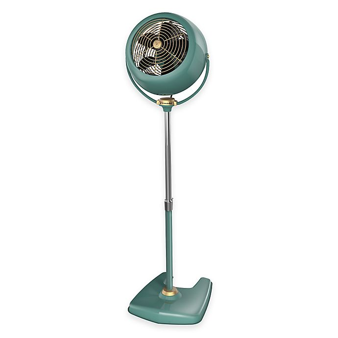 Alternate image 1 for Vornado® VFan Sr. Full Size Adjustable Stand Vintage Metal Air Circulator