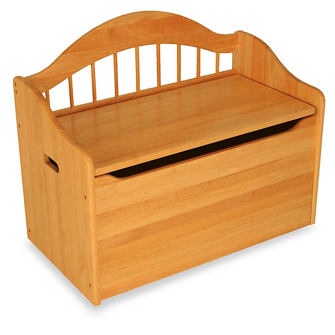 Honey Finished Toy Box By Kidkraft Bed Bath Beyond