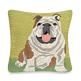 Liora Manne Frontporch Wet Kiss Square Throw Pillow
