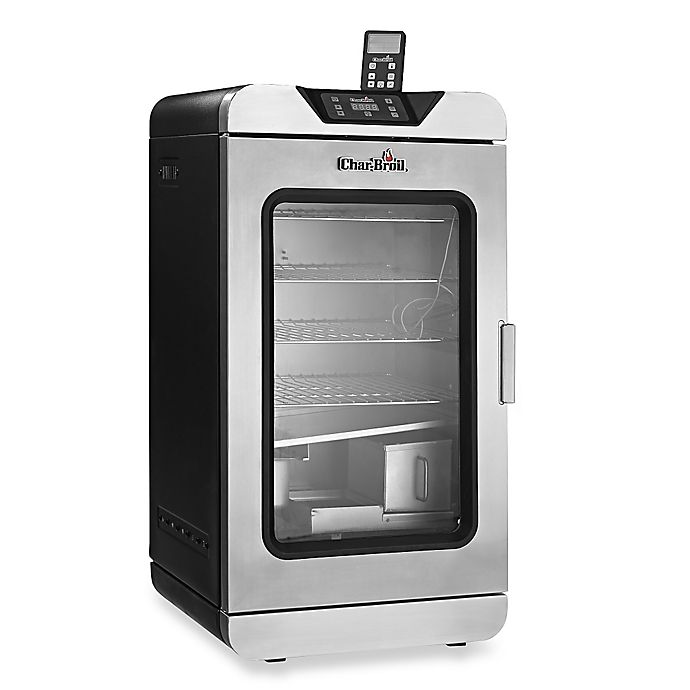 Char Broil Digital Deluxe Electric Smoker 725 Bed Bath