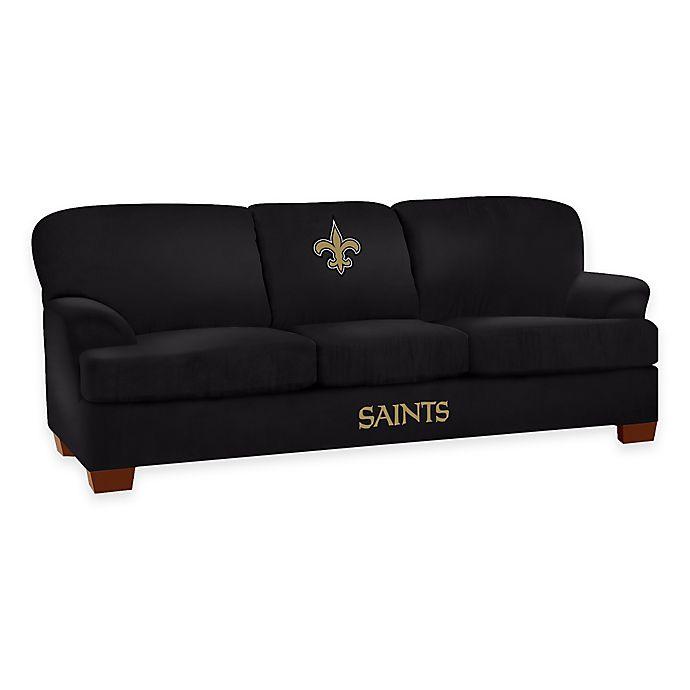 Nfl New Orleans Saints Microfiber First
