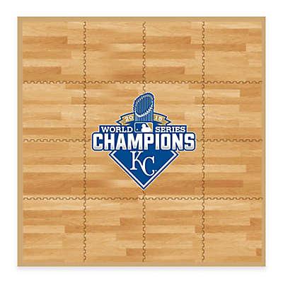 MLB Kansas City Royals 2015 World Series Champions Fan Floor
