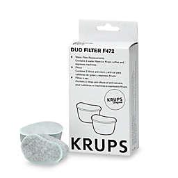 Krups® Duo Filter Water Filters (Set of 2)