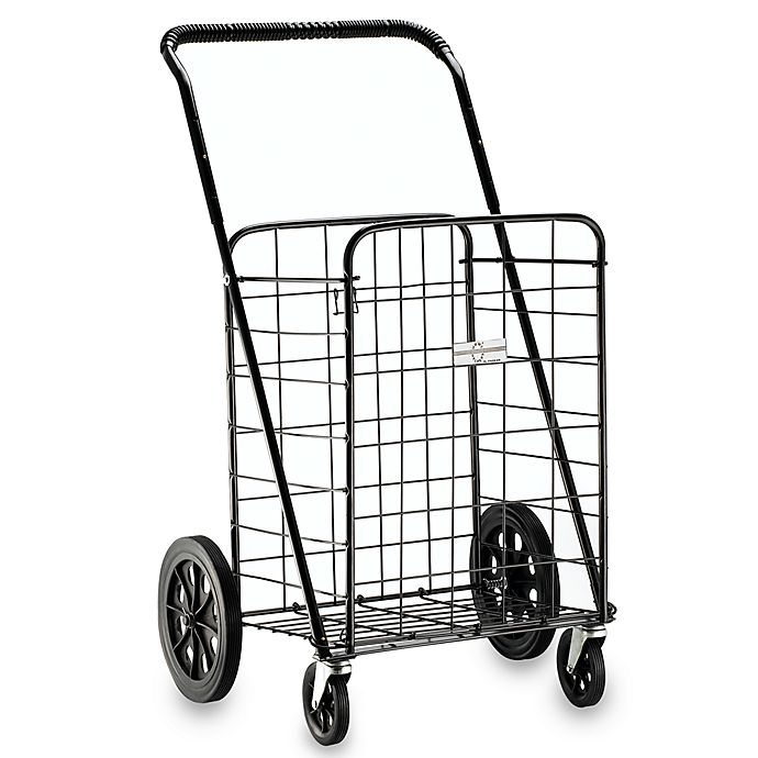 3f2d0557314e Super Deluxe Swiveler Folding Multi-Use Cart | Bed Bath & Beyond
