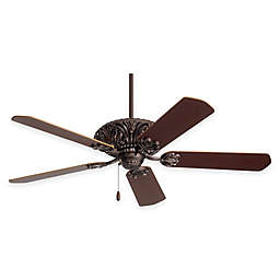 Emerson Zurich 52-Inch Ceiling Fan in Oil Rubbed Bronze