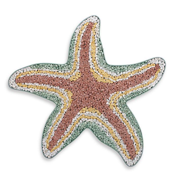 Coastal Pebble Starfish Wall Art | Bed Bath & Beyond