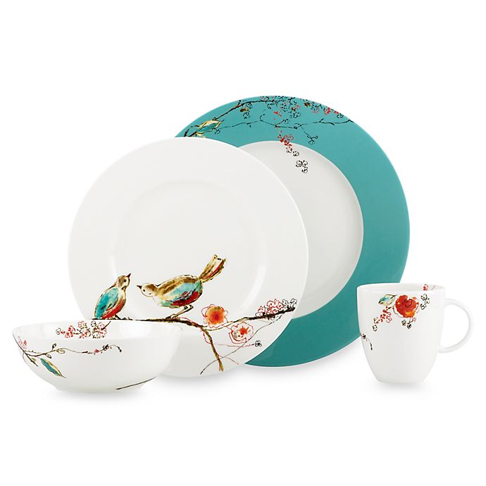 Alternate image 1 for Simply Fine Lenox® Chirp™ Dinnerware Collection