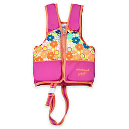 Aqua Leisure® SwimSchool® Printed Swim Vest in Pink