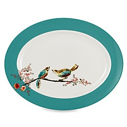 Simply Fine Lenox® Chirp™ 16-Inch Oval Platter