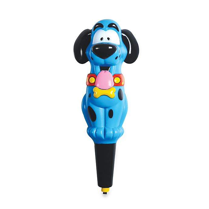 Alternate image 1 for Educational Insights® Hot Dots® Jr. Ace The Talking Teaching Dog® Pen