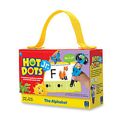 Educational Insights® Hot Dots® Jr. Cards The Alphabet