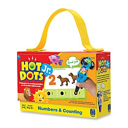 Educational Insights® Hot Dots® Jr. Cards Numbers and Counting