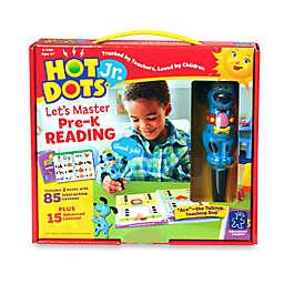 Educational Insights® Hot Dots® Jr. Let's Master Pre-K Reading