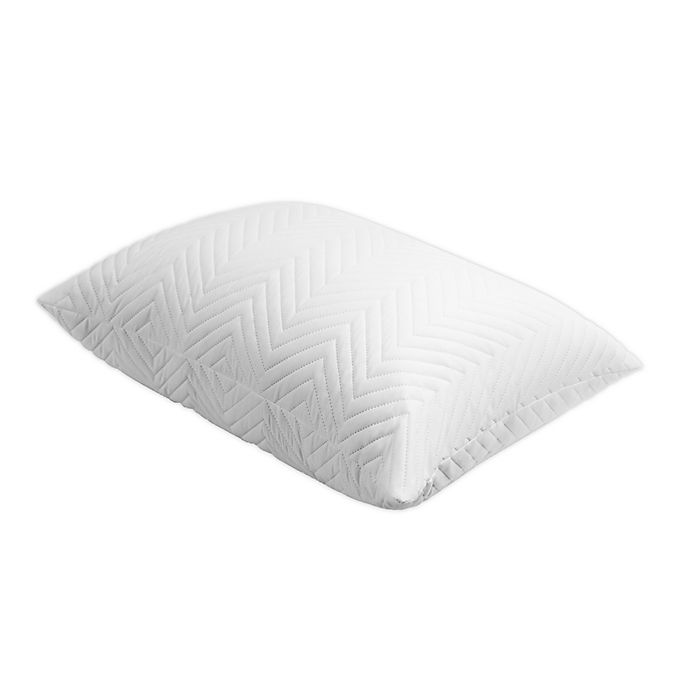 Alternate image 1 for Simply Essential™ Adjustable Memory Foam Standard/Queen Bed Pillow