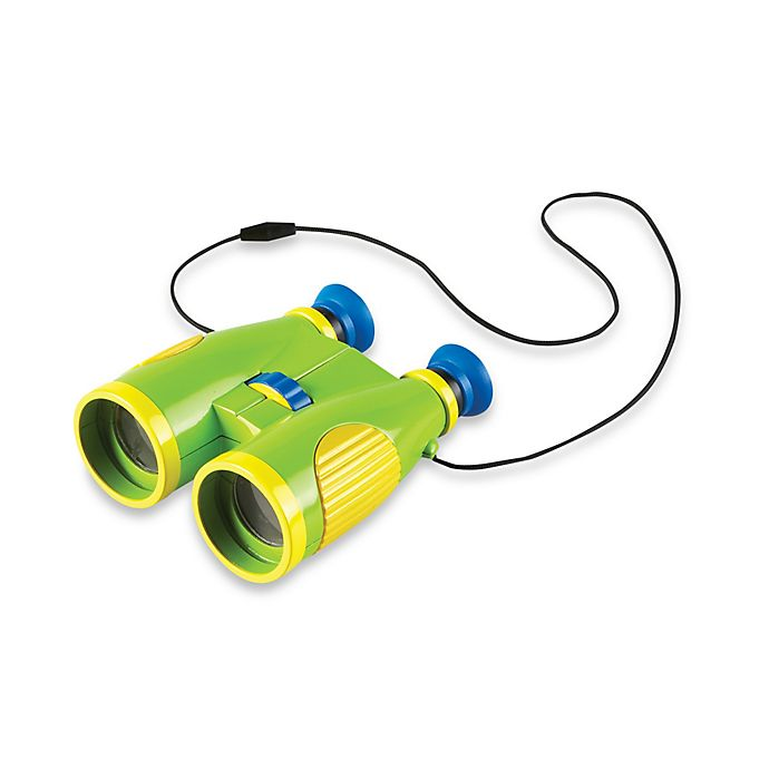 Alternate image 1 for Learning Resources® Primary Science Big View Binoculars