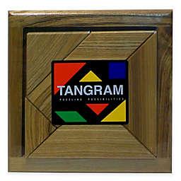 Tangram Brain Teaser Puzzle