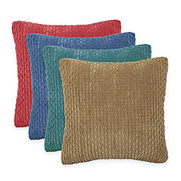 Arlee Home Fashions® Beacon Ribbed Throw Pillow (Set of 2)