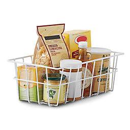SALT™ Pantry Storage Basket in White