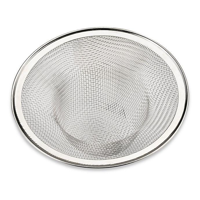 Alternate image 1 for Salt Mesh Sink Drainer