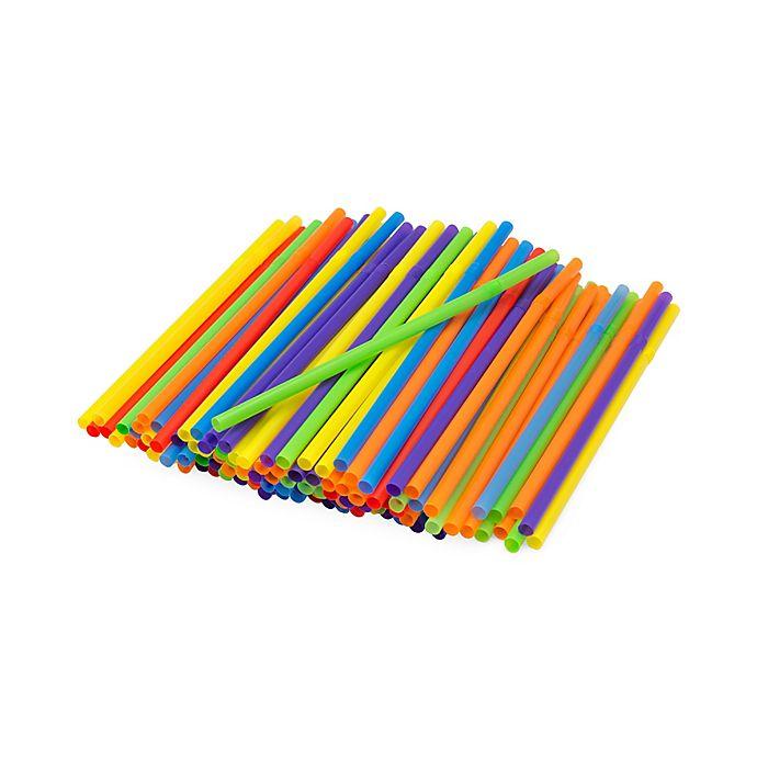 Alternate image 1 for 125-Pack Flexible Straws