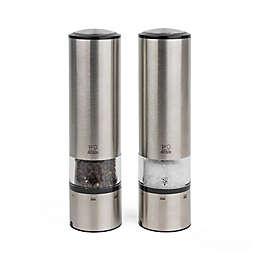 Peugeot Paris Elis Sense Battery-Operated Electric Salt and Pepper Mills