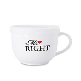 "Pfaltzgraff® ""Mr. Right"" Soup Mug"