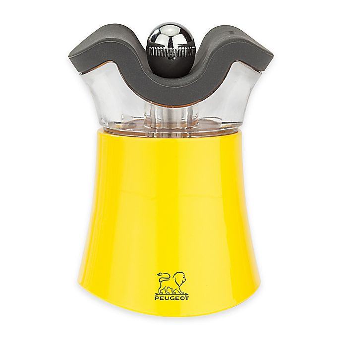 Alternate image 1 for Peugeot Pep'S Salt and Pepper Mill in Yellow