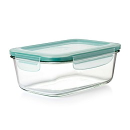 OXO Good Grips® Smart Seal Rectangle Glass Snap Container