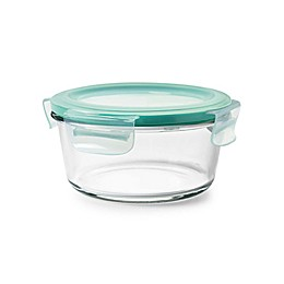 OXO Good Grips® Smart Seal  Round Glass Container