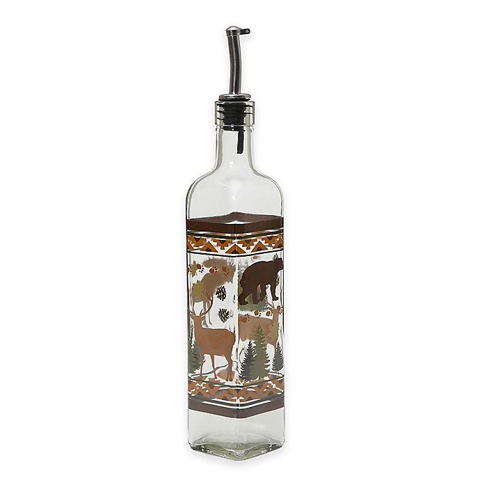 Alternate image 1 for Cypress Home Lodge 16 oz. Oil Bottle