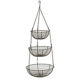 RSVP 3-Tier Hanging Baskets