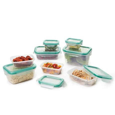 Oxo Good Grips 174 28 Piece Snap Snap Container Set Bed