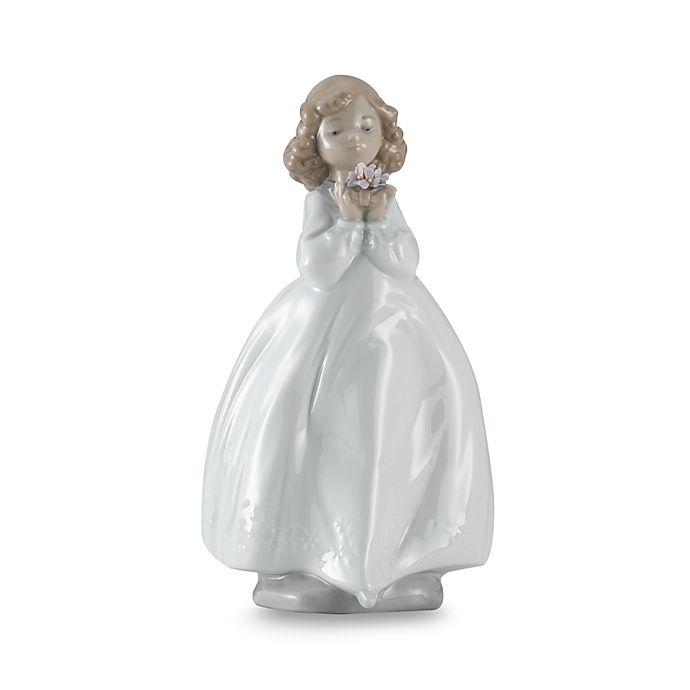 Alternate image 1 for Nao® Flower Girl Porcelain Figurine