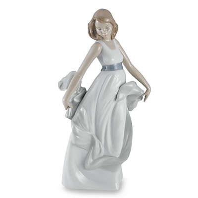 Nao® Walking on Air Porcelain Figurine