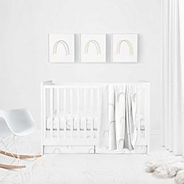 Goumi® Over the Rainbow 5-Piece Crib Bedding Set