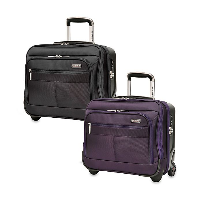 79edec17a Ricardo Beverly Hills® Mulholland Drive 16-Inch Rolling Carry On Business  Tote